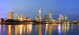 Apartments & Hotels in  Perth